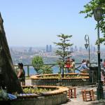 منتزه تل العرائس اسطنبول