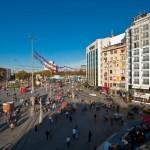 شقة مفروشة في اسطنبول تقسيم
