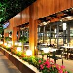 كافيهات و مطاعم ساحل بيبك في اسطنبول