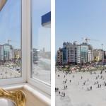شقق مفروشة للايجار في تقسيم اسطنبول