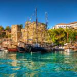 المناطق السياحية في تركيا انطاليا