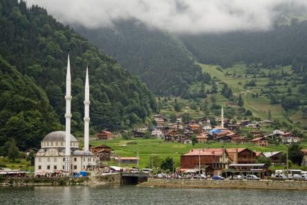 اوزنجول في تركيا