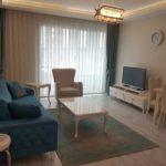 شقة مفروشة في اسطنبول ضمن مجمع  شقق بنظام فندقي
