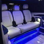سيارة للايجار في اسطنبول  مرسيدس فان للايجار مع سائق خاص رحلات سوميا في تركيا